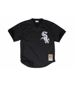 MITCHELL AND NESS WHITE SOX BO JACKSON 1993 AUTHENTIC BP JERSEY