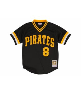 MITCHELL AND NESS PIRATES WILLIE STARGELL 1982 AUTHENTIC BP JERSEY