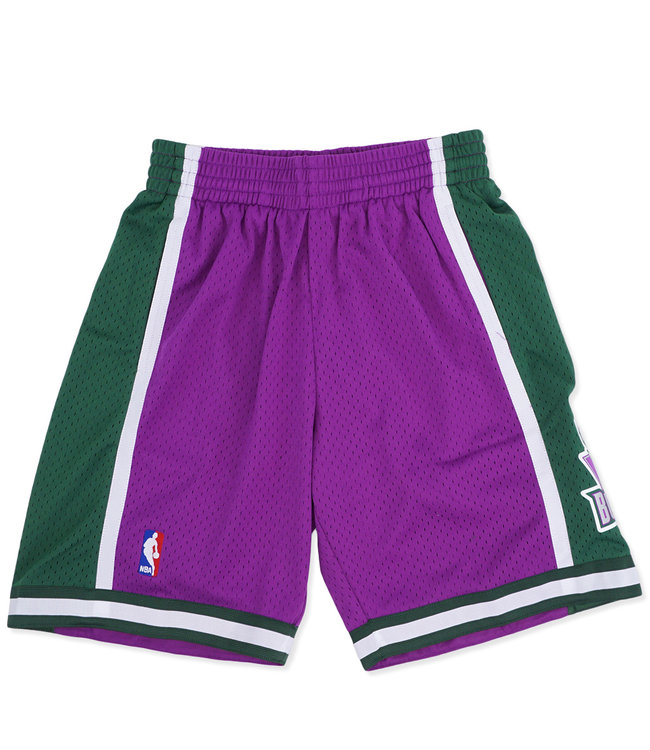 MITCHELL AND NESS Bucks 2000-01 Swingman Short