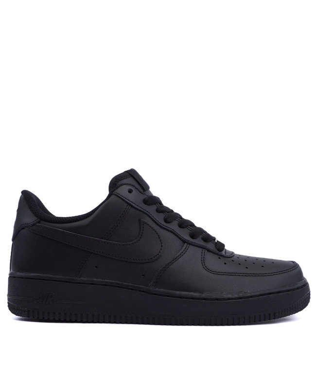 0b4fc996d192a Nike Air Force 1  07 Shoes - Black Black