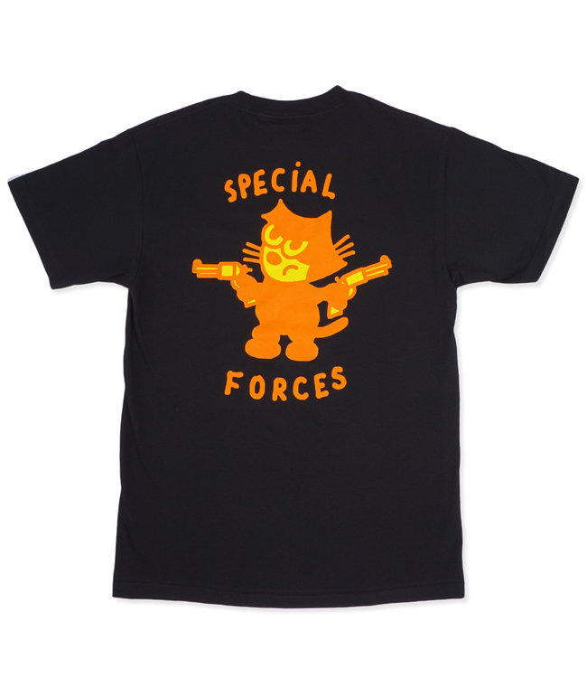 COLD WORLD Special Forces Tee
