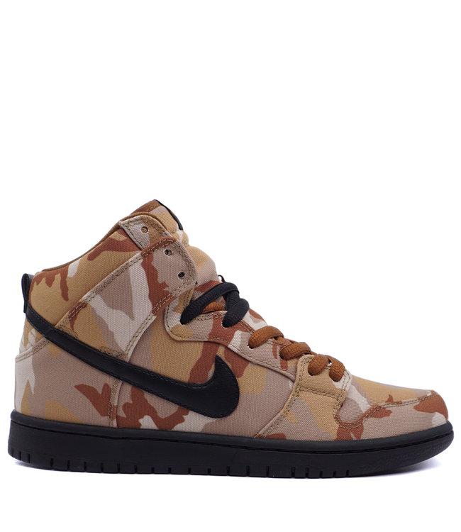 20d086a3a8a1 Nike SB Dunk High Pro  Desert Camo  - Parachute Beige Black-Ale ...