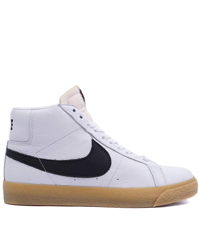 Nike SB Zoom Blazer Mid ISO  Orange Label  - White Black-Safety ... 828aa059f