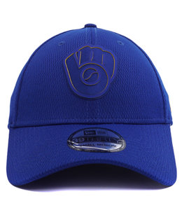 NEW ERA BREWERS CLUBHOUSE 39THIRTY STRETCH FIT HAT