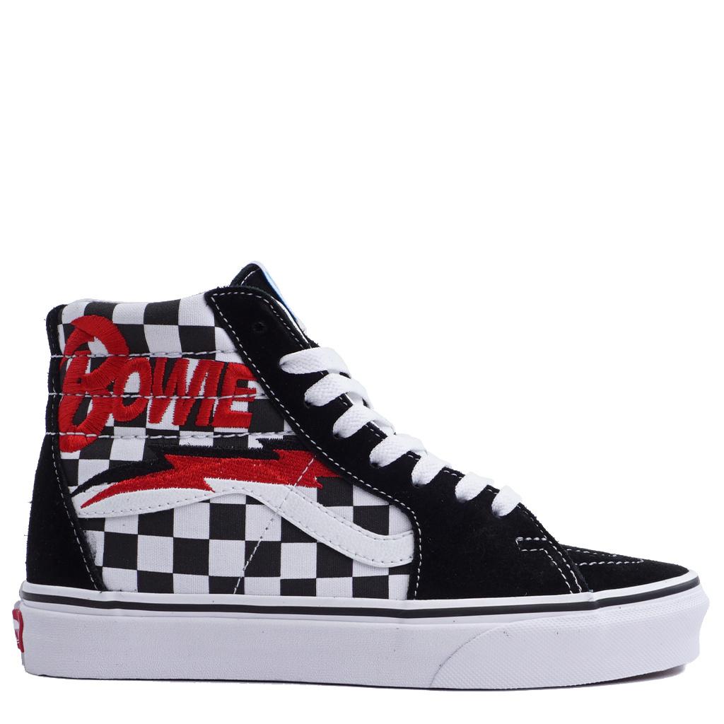 24c7c5b7cd Vans x David Bowie SK8-Hi - DB Checkerboard