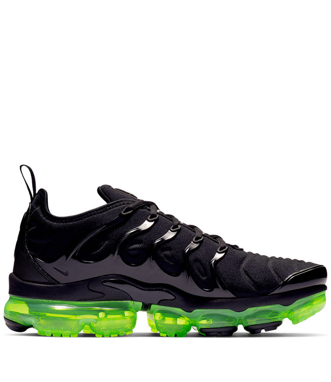7e0a37a07a9 Nike Air VaporMax Plus - Black Reflect Silver-Volt