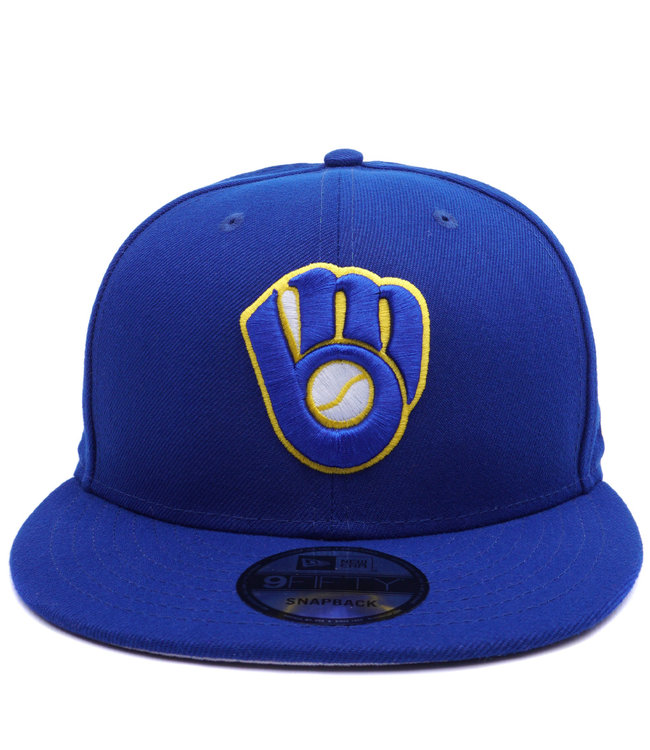 NEW ERA Brewers 1991 9Fifty Snapback Hat