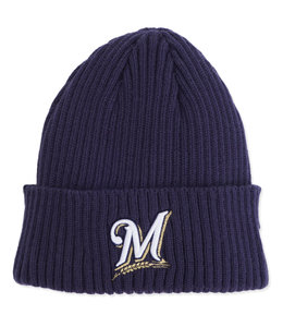 NEW ERA BREWERS CORE CLASSIC KNIT BEANIE
