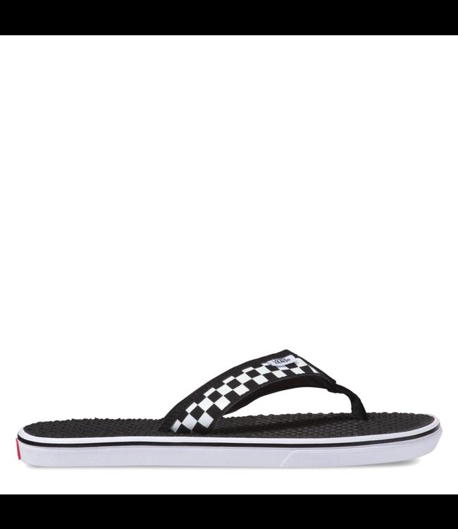 36a08f6f39 Vans La Costa Lite Sandal - Black Off White
