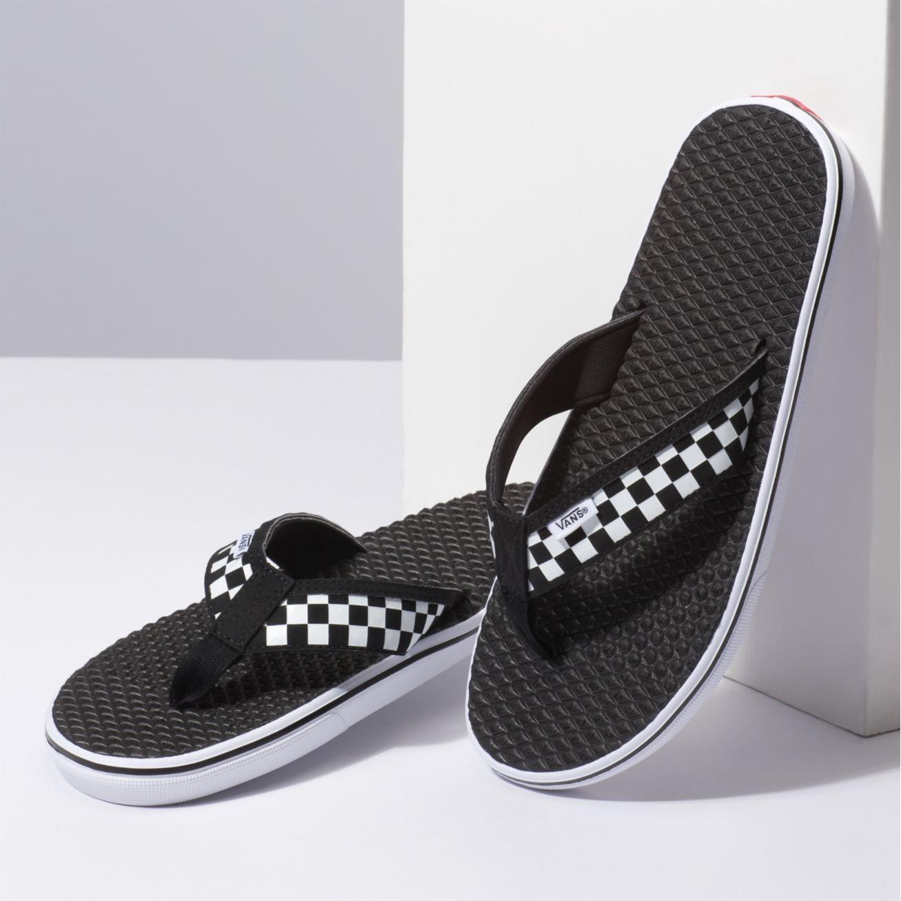 d5969c36fa558d Vans La Costa Lite Sandal - Black Off White
