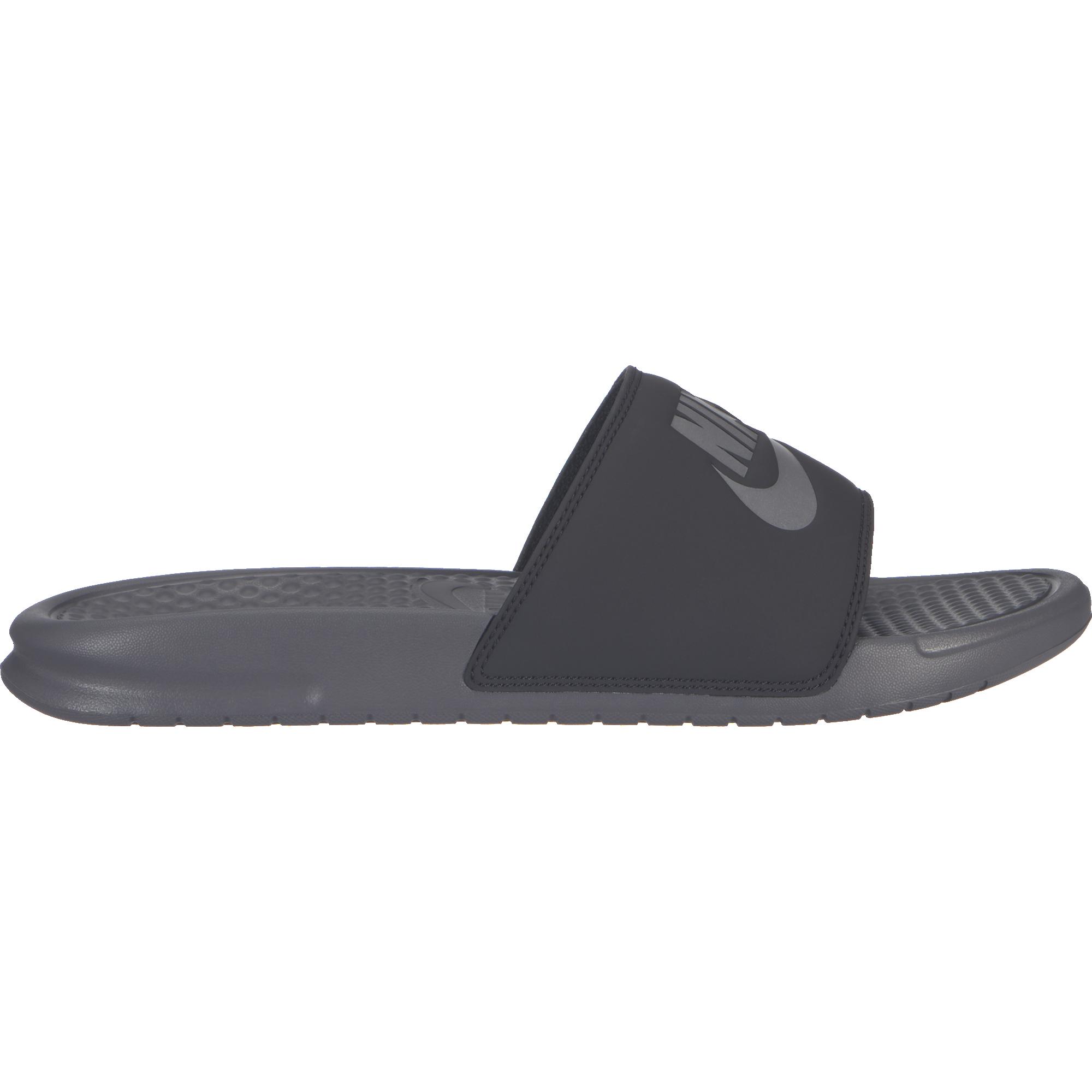 Benassi It' Gunsmokeoil Grey Nike 'just Sandal Do Slide b7yf6g