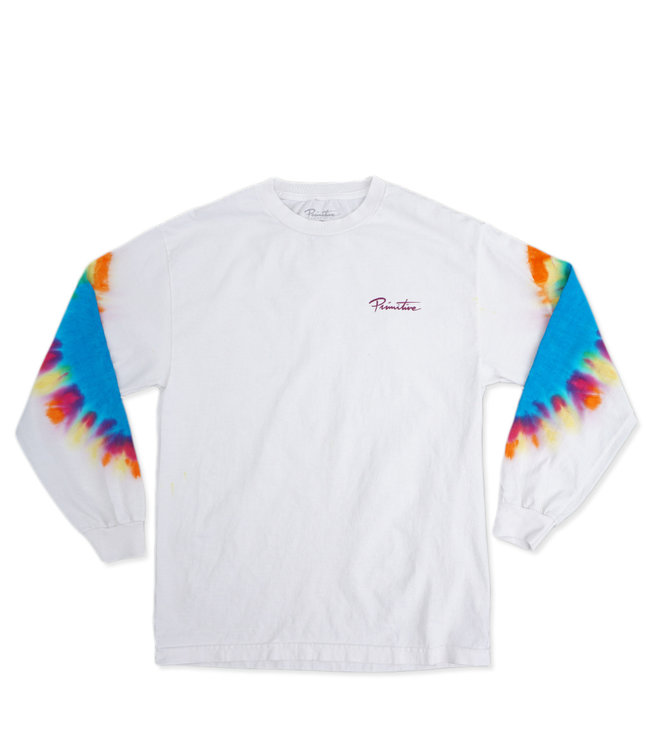 PRIMITIVE Mini Nuevo Tie Dye Long Sleeve Tee