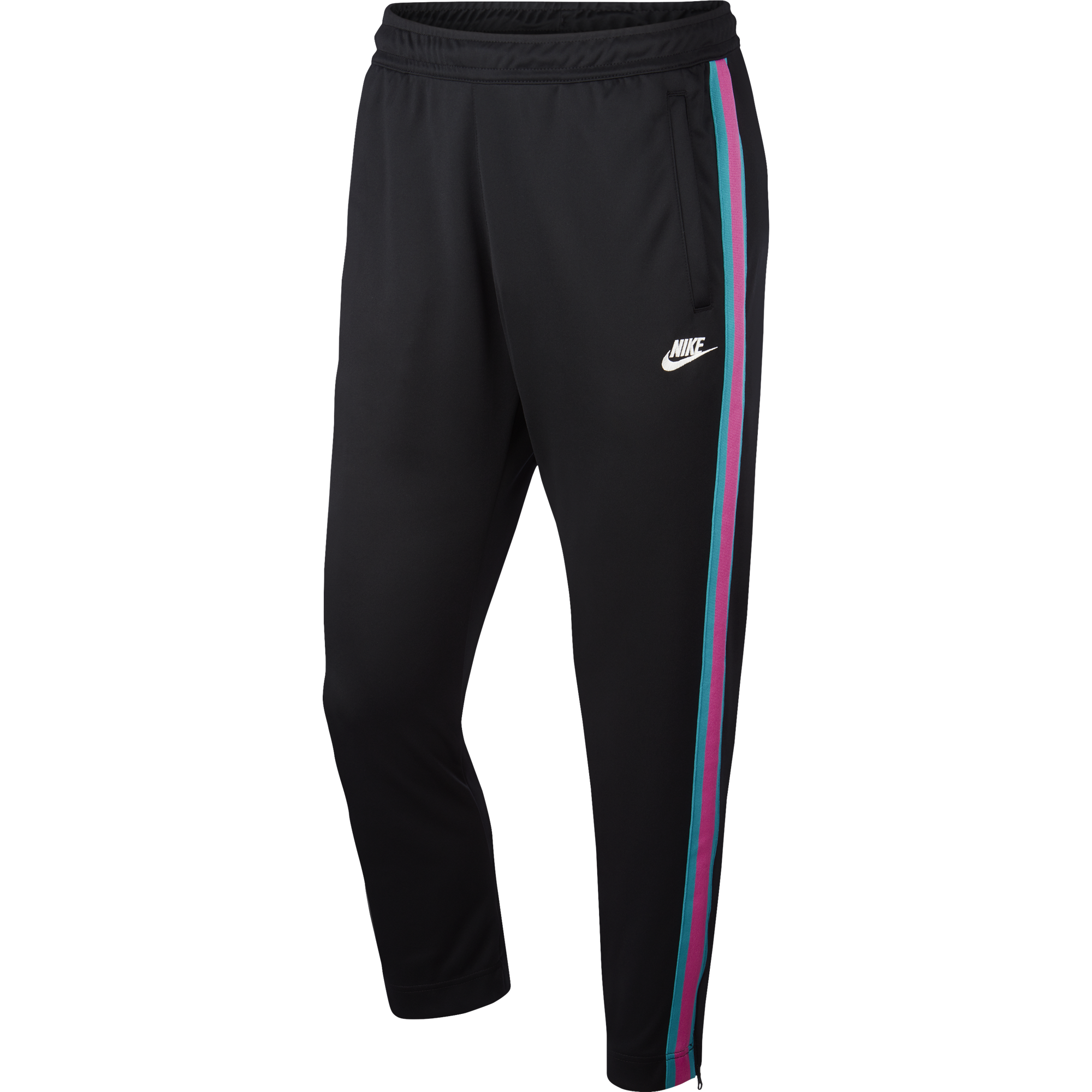 1d421d2c703c Nike Tribute OH Track Pant - Black Spirit Teal-Sail