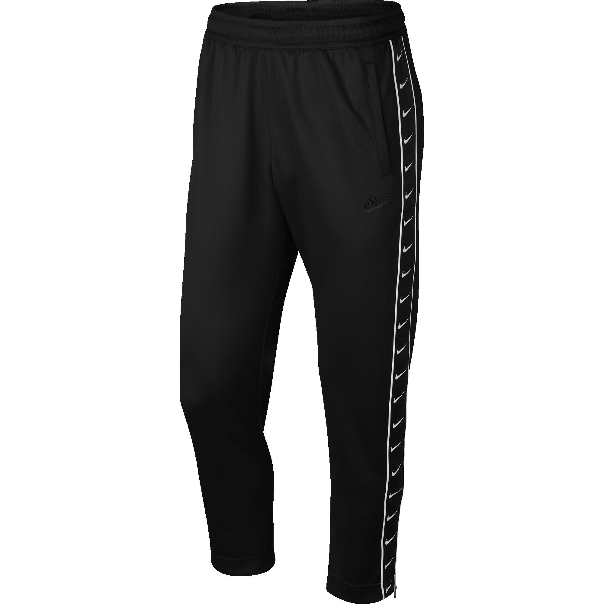 4ad18d9a8 Nike NSW Track Pants - Black/White-Black   AR3142-010 - MODA3