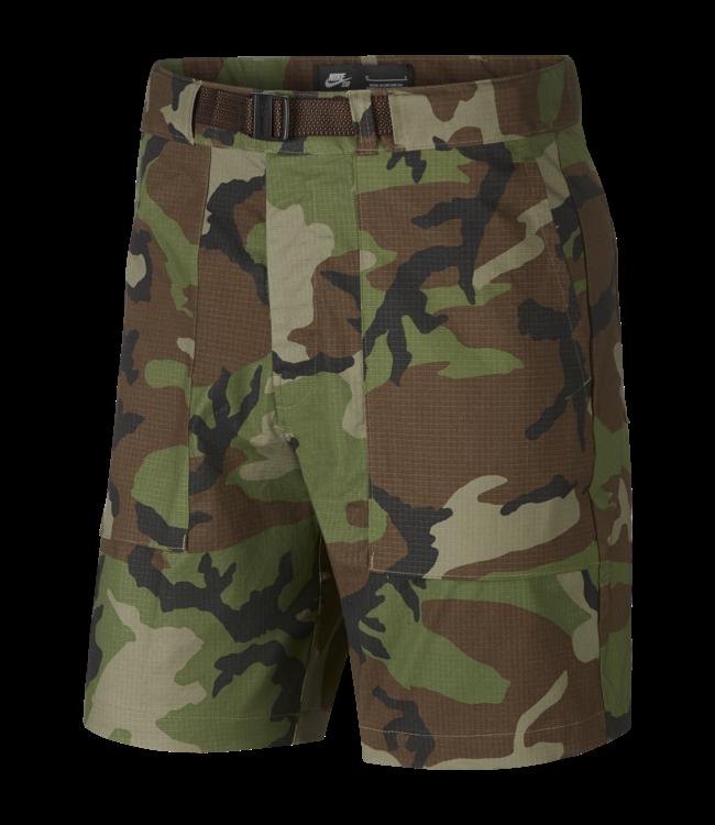 NIKE SB Camo Ripstop Shorts