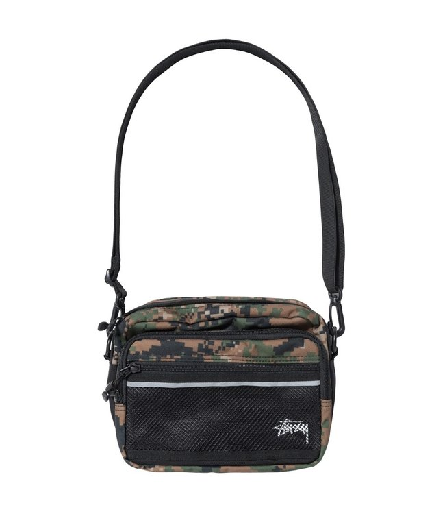 STUSSY Digi Camo Shoulder Bag