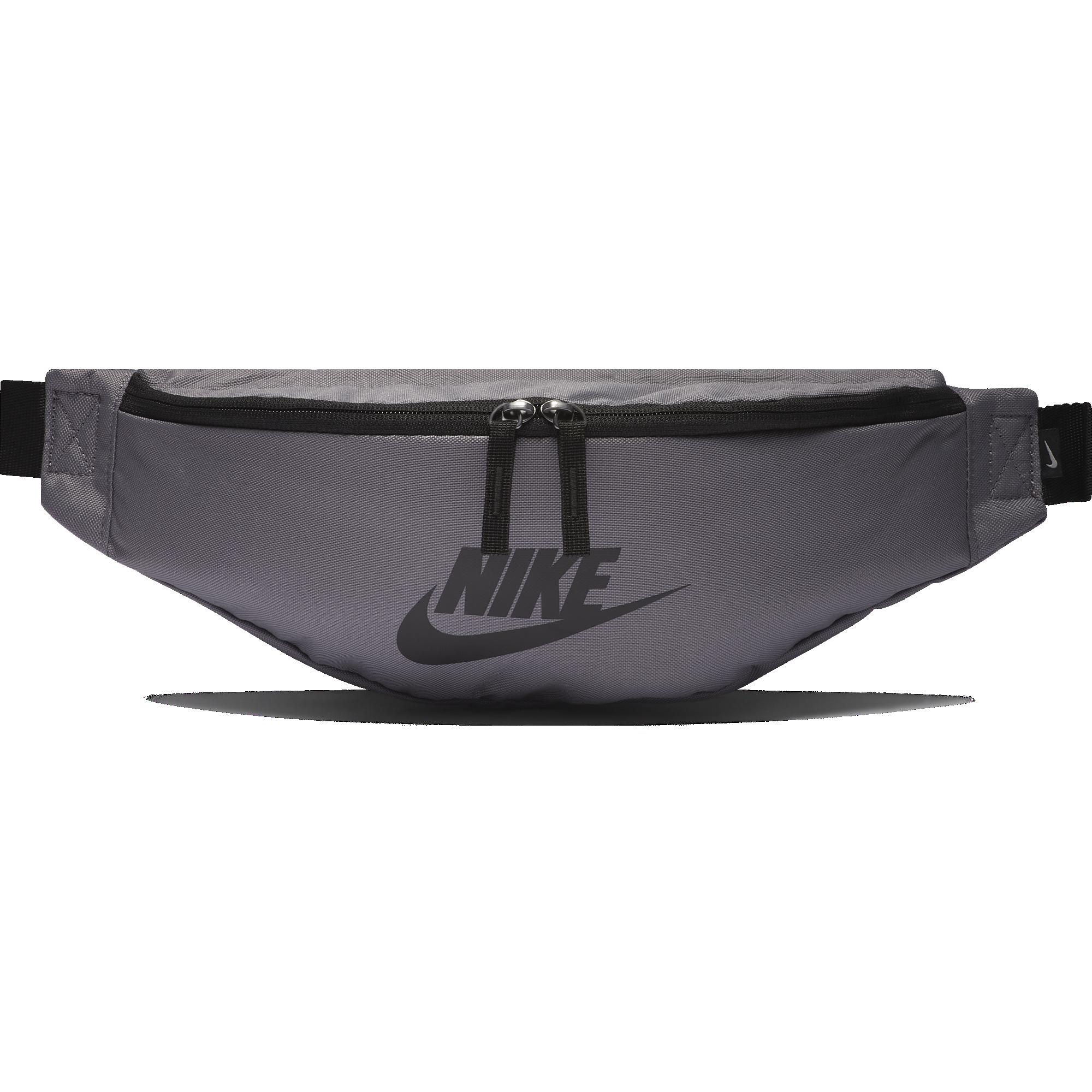 d68ee79e1335 Nike Heritage Hip Pack - Gunsmoke/Black | BA5750-036 - MODA3