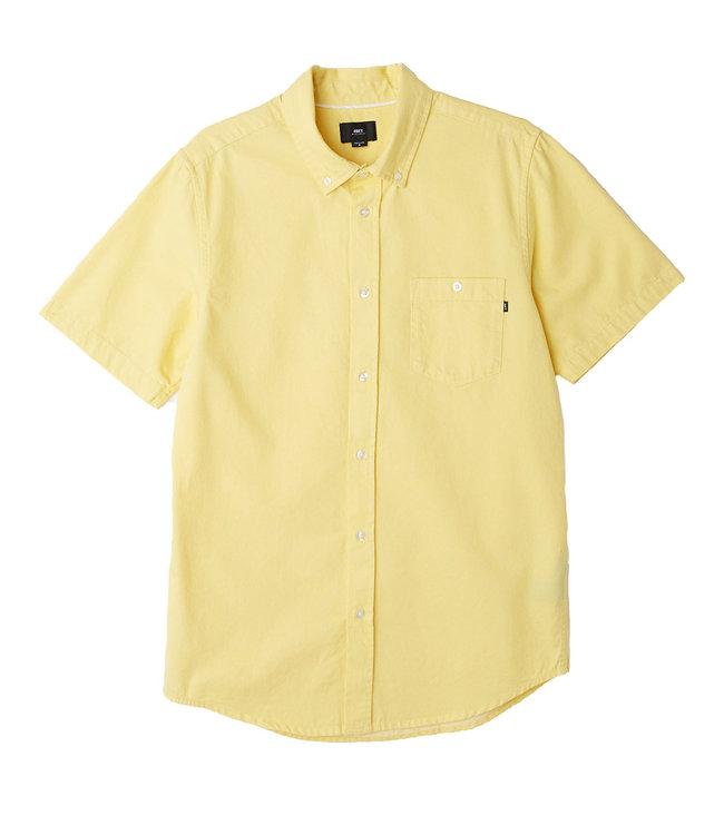 OBEY Keble Denim SS Shirt