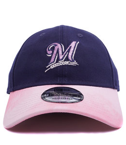 NEW ERA BREWERS MOTHER'S DAY GLISTEN 9TWENTY HAT