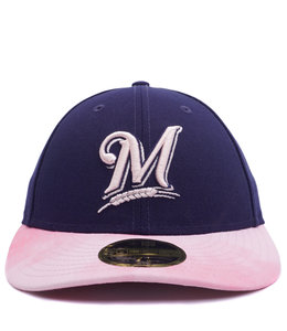 NEW ERA BREWERS MOTHER'S DAY LOW PROFILE 59FIFTY