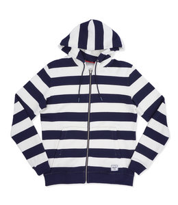 HERSCHEL SUPPLY CO. FULL-ZIP HOODIE
