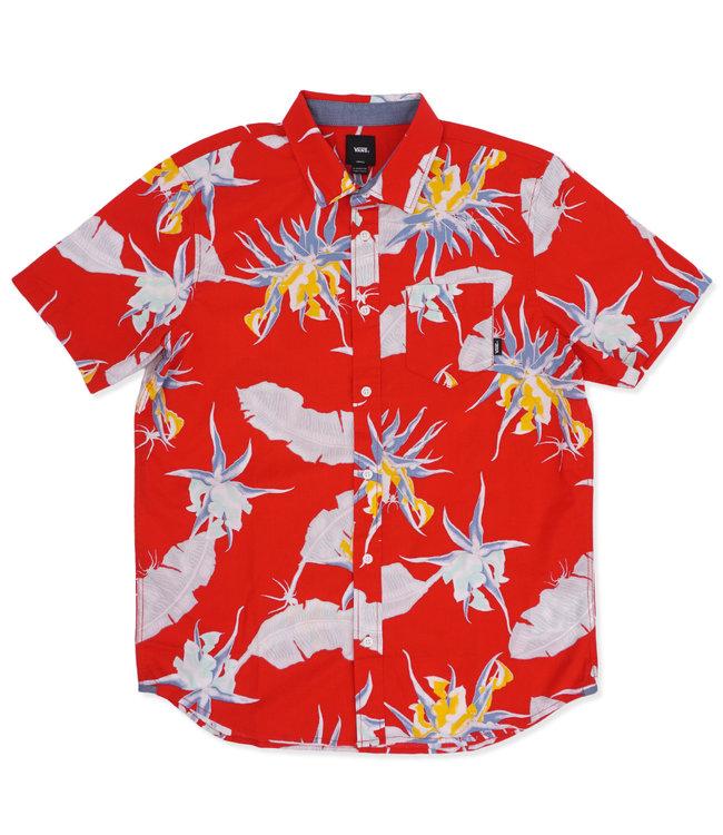 VANS Arachnofloria Buttondown Shirt