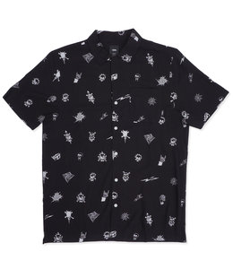 VANS REIGN THE LIGHTNING CAMP BUTTONDOWN SHIRT