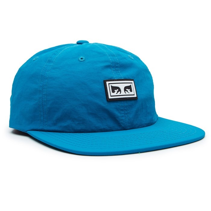 OBEY Alchemy 6 Panel Hat - Teal | 100580176