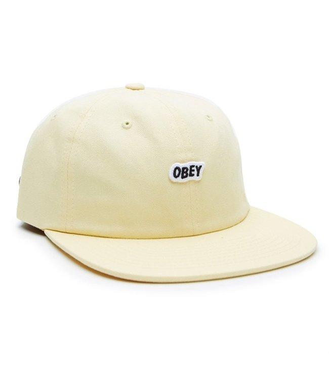 OBEY Sleeper 6 Panel Hat