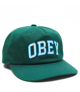 OBEY DROPOUT SNAPBACK HAT
