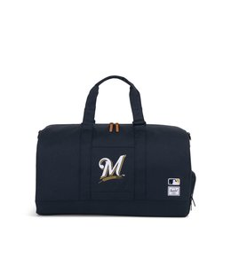 HERSCHEL SUPPLY CO. BREWERS NOVEL DUFFLE | MLB GRANDSTAND