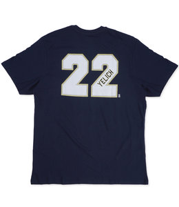 '47 BRAND BREWERS CHRISTIAN YELICH RIVAL TEE