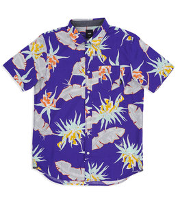 VANS ARACHNOFLORIA BUTTONDOWN SHIRT
