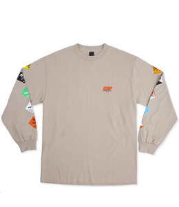 10.DEEP PROHIBITED LONG SLEEVE TEE