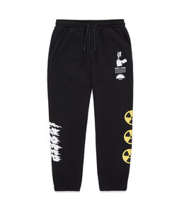 10.DEEP RADIATED SWEATPANT