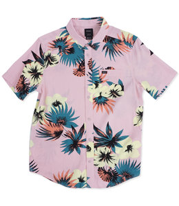RVCA ROMEO FLORAL BUTTON-UP SHIRT