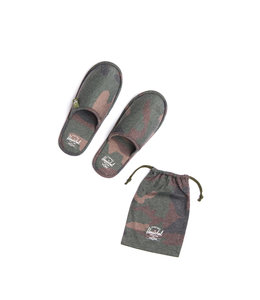HERSCHEL SUPPLY CO. TRAVEL SLIPPERS