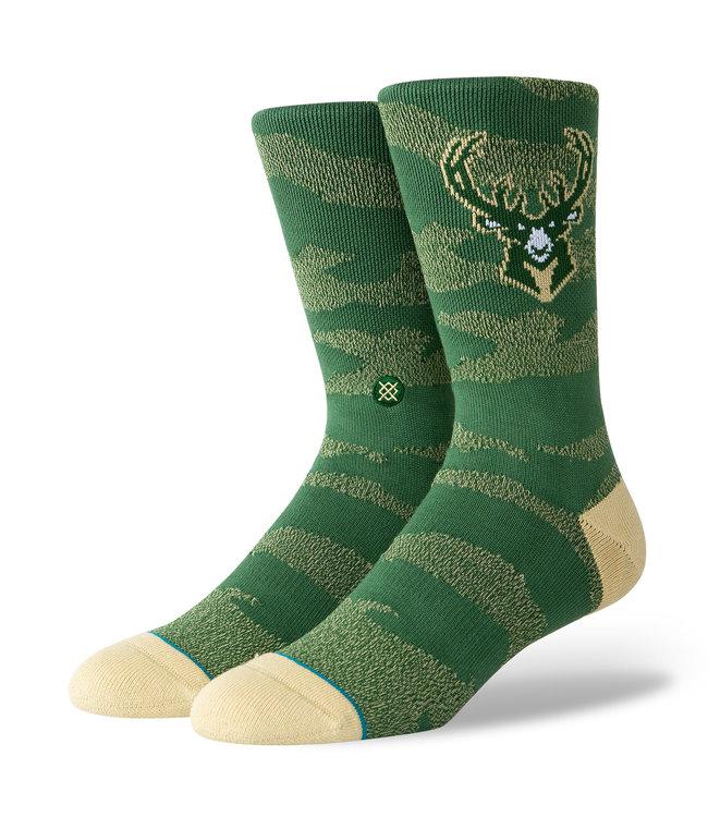 STANCE Bucks Camo Melange Sock