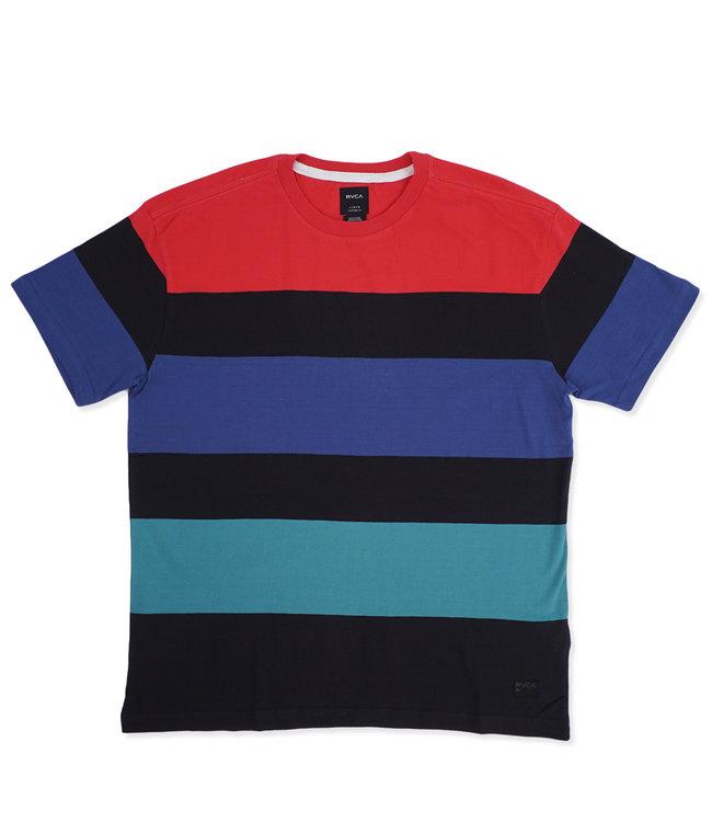 RVCA Surrender Stripe Knit Shirt