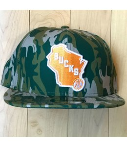 NEW ERA CAMO FITTED
