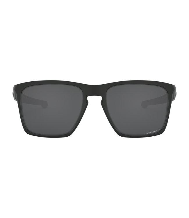 56bc09f2b4a9a Oakley Sliver XL Sunglasses - Matte Black Prizm Black Polarized - MODA3