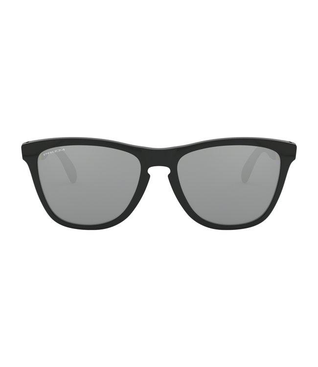 60d63cfd4f447 Oakley Frogskins Mix Sunglasses - Polished Black Prizm Black - MODA3