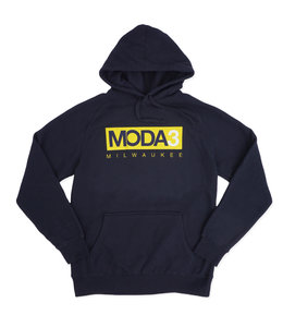 MODA3 BOX LOGO HOODIE