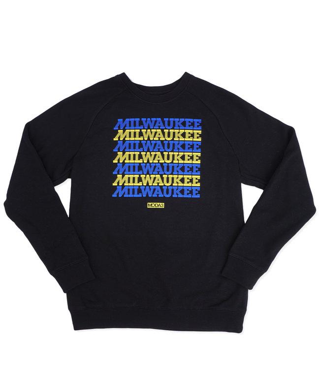 MODA3 Milwaukee Crew Sweatshirt