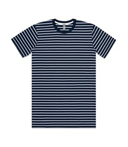 ASCOLOUR STAPLE STRIPE TEE