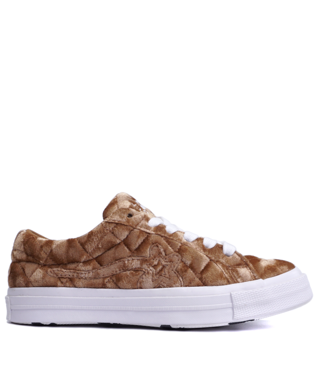 f7c493c81e4 Converse x Golf Le Fleur One Star Low Top - Brown Sugar | 165599C ...