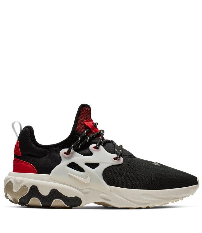 44314bd2f0 Nike React Presto Shoes - Black/University Red/Phantom - MODA3