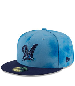 NEW ERA BREWERS FATHER'S DAY 59FIFTY FITTED HAT