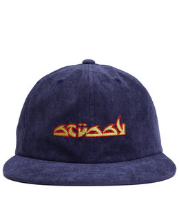 STUSSY NO WALE CORD HAT