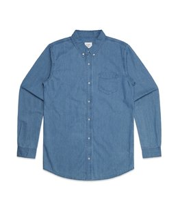 ASCOLOUR DENIM SHIRT